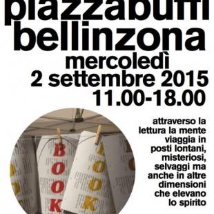 Libri e musica in piazza a Bellinzona